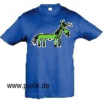Fert Kindershirt, blau