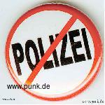 Anti-Polizei-Button
