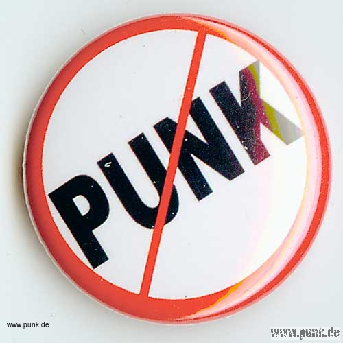Anti-Buttons: Anti-Punk-Button