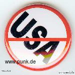 Anti-USA-Button