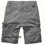 Brandit: Ty Shorts, charcoal grey