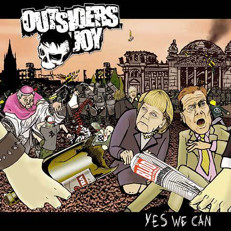 Outsiders Joy: Yes we can - CD