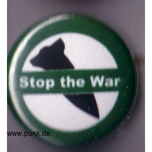 : Stop the war Button