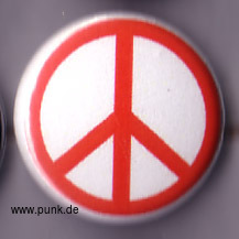 : PEACE Button