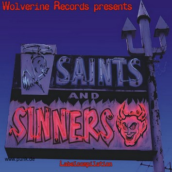 Various Artists: V.A. - Saints and Sinners CD