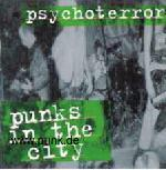 Psychoterror : Punks in the city CD