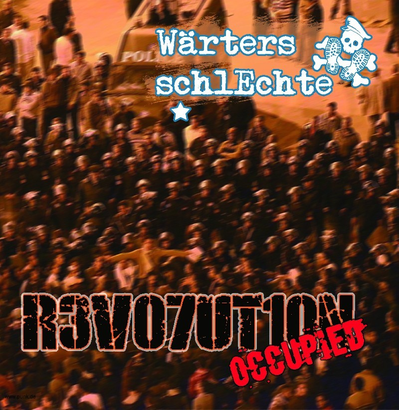Revolution occupied
