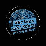 Wärters schlEchte - no time for no future Button