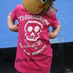 Terrorgruppe: Eat your parents T-Shirt, pink