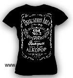 Defecation Area - Girlie-Shirt Alkopop