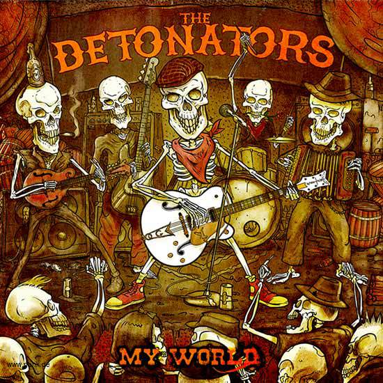 Detonators: My World-LP
