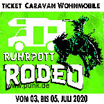 Caravan Ticket Ruhrpott Rodeo 2020