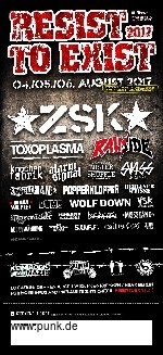 Resist To Exist Festival - Samstag